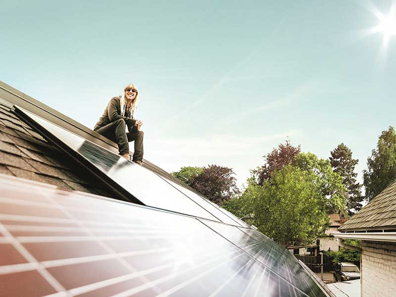 Umwelttechnik Alternative Energien Viessmann