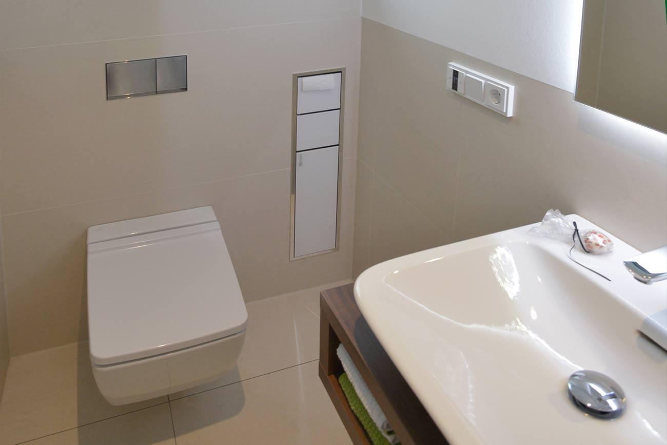 Referenzen Projekte Gäste-WC